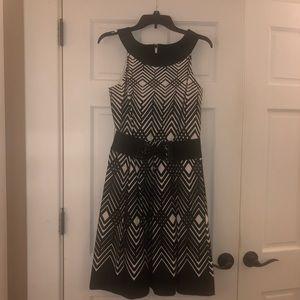 White House Black Market size 8 dress